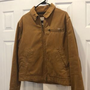 Heavy Abercrombie and Fitch coat